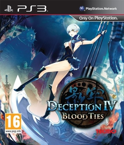 Deception IV Blood Ties (PS3)